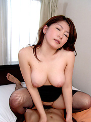 Marai Haneda loves to please with her big natural tits