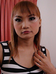 Slutty Thai babe pussy stuffed and creamed by tourist