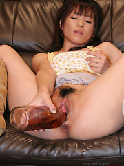 Japanese adult model Arisa Suzuki