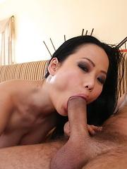 Hot sex session where cute Niya is banged bareback and creamed