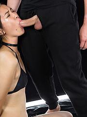 Tsuruno Yuu deepthroat pics