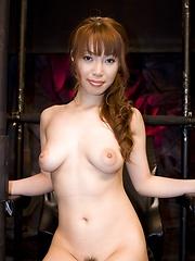 Kaede Kyomoto oiled pics