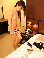Japanese Candid Camera Massage Parlor