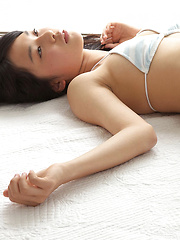 Tomoe Yamanaka Asian is so naughty showing hot ass under lingerie