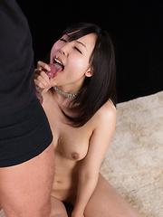 Yokoyama Natsuki oral sex