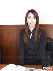 Hikaru Matsu shows off her sweet sexy body