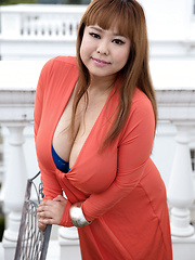From Japan With Huge Boobs