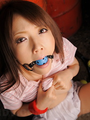 Many sex toys for a hot lady Nazuna Otoi