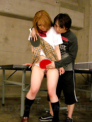 Young Asian darling Ria Sakurai gets teased
