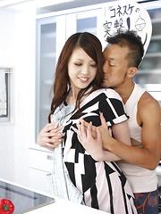 Slutty Sumire Tachibana gets teased so well
