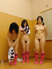Japanese soccer practice is so freaking hot